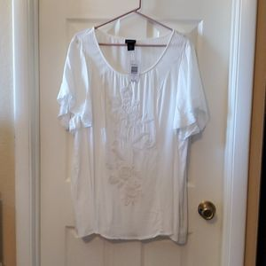 Torrid tunic  shirt blouse
